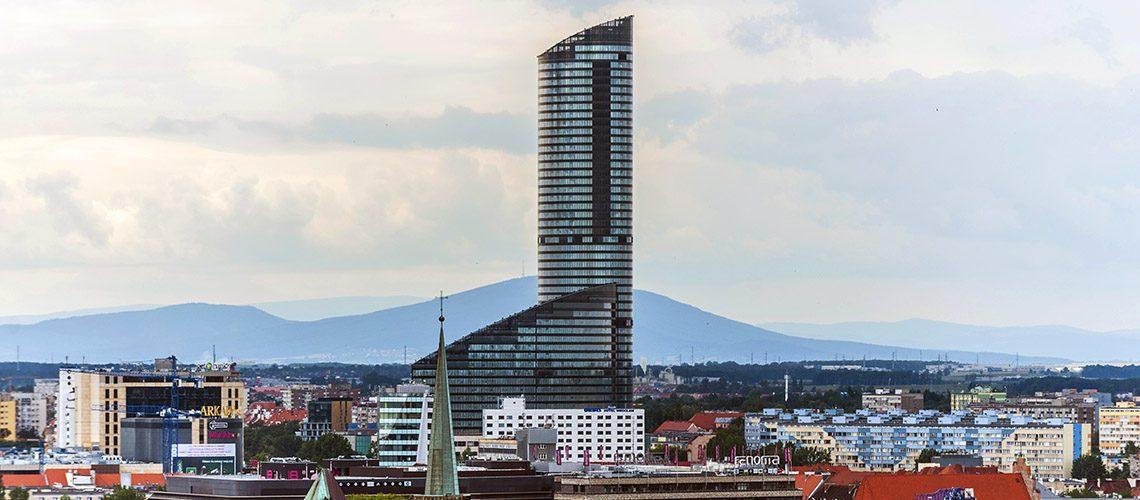 Wrocławscy krezusi wybierają Sky Tower
