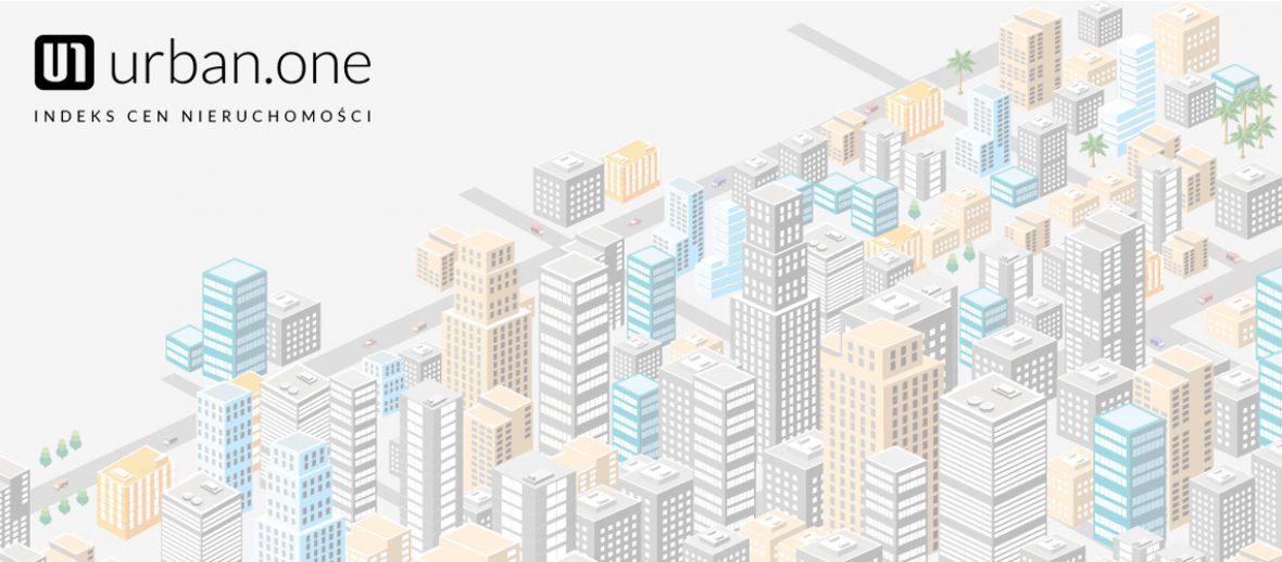 Indeks urban.one – Lipiec 2016