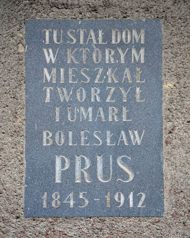 dom bolesława prusa