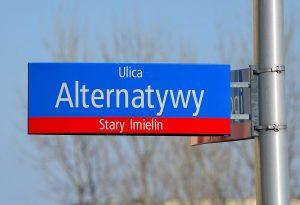 ulica alternatywy