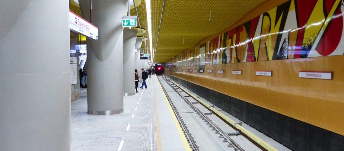 Ceny metra przy metrze – ile kosztują mieszkania przy linii metra M2?