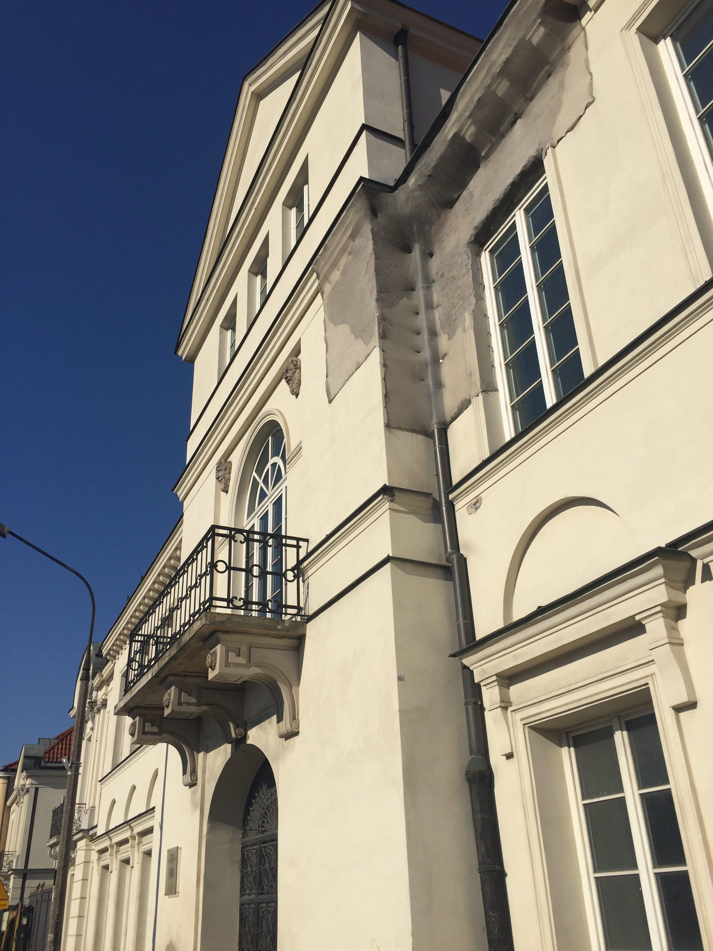 budynek - ul. Miodowa