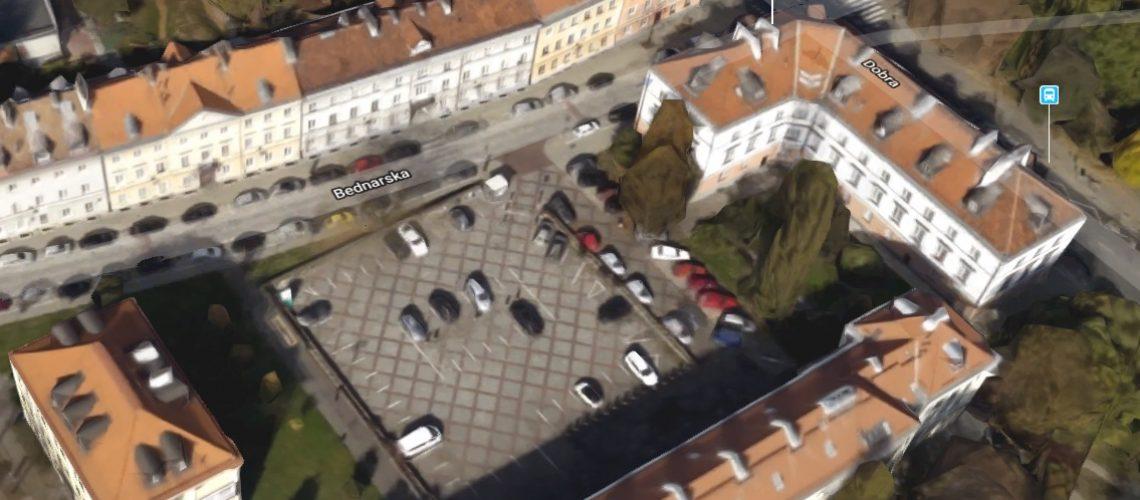 #kultowyadres: Bednarska 7 w Warszawie
