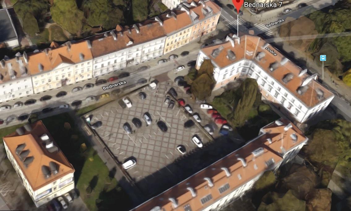 Bednarska 7 - Google Maps