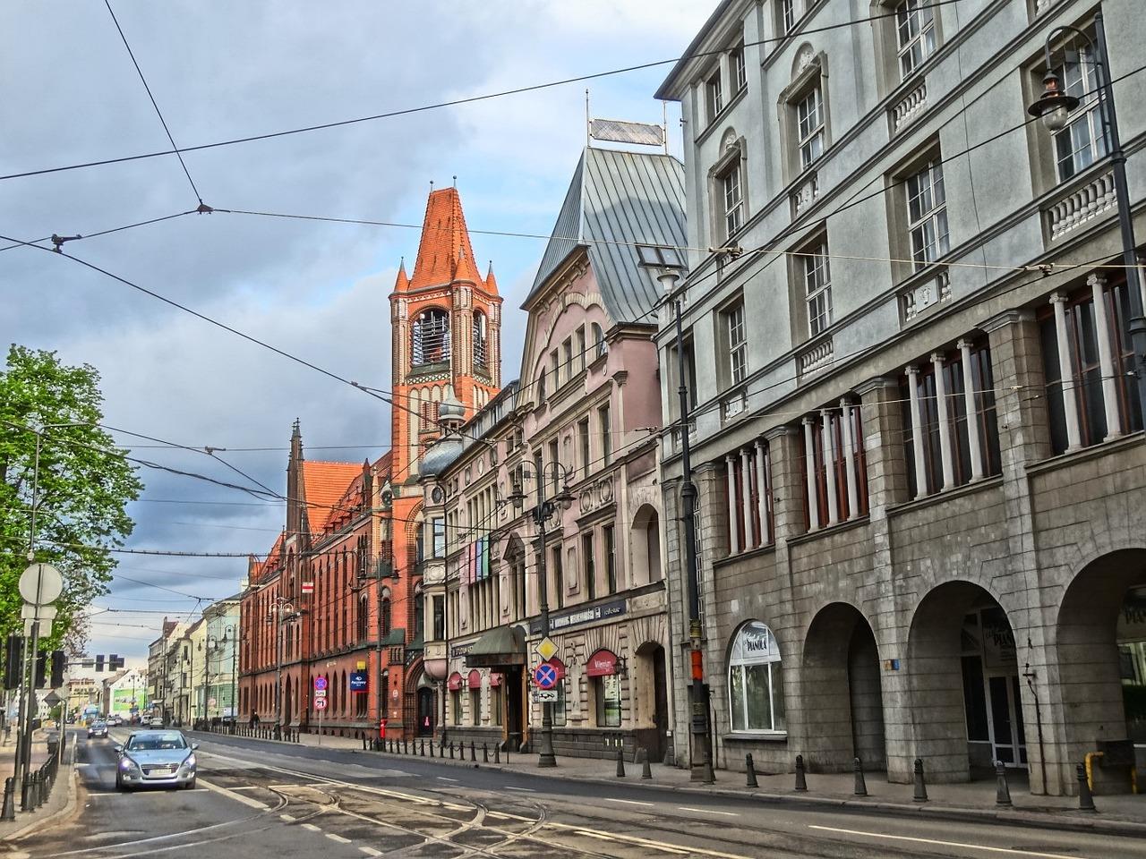 Mieszkania w Bydgoszczy