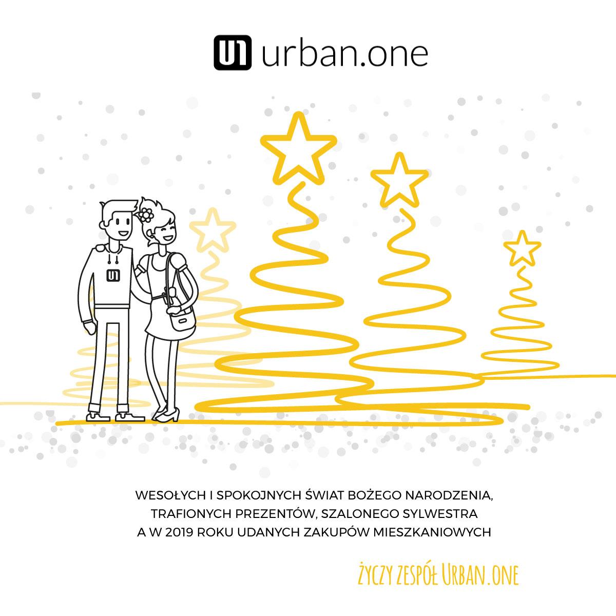 Życzenia od urban.one