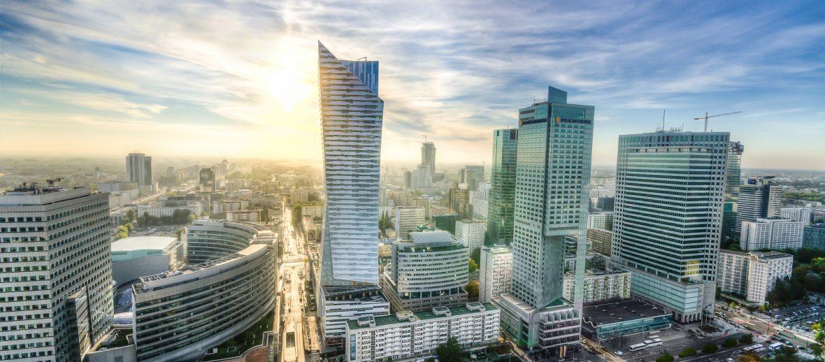 Najcenniejsze dwa adresy w Polsce AD 2018 kosztują grube miliony