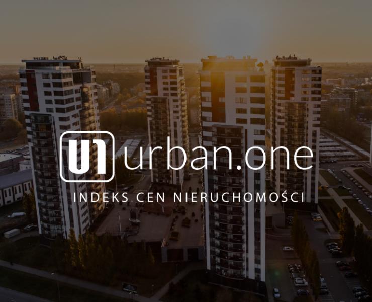 Ceny mieszkań: indeks urban.one (październik)