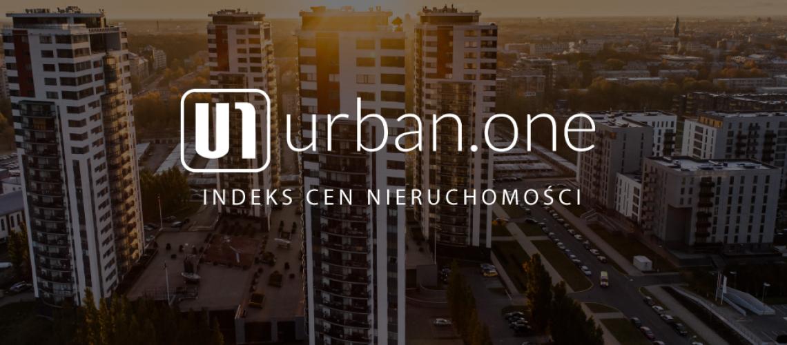 Indeks urban.one: kondycja rynku nieruchomości w Polsce w marcu 2019