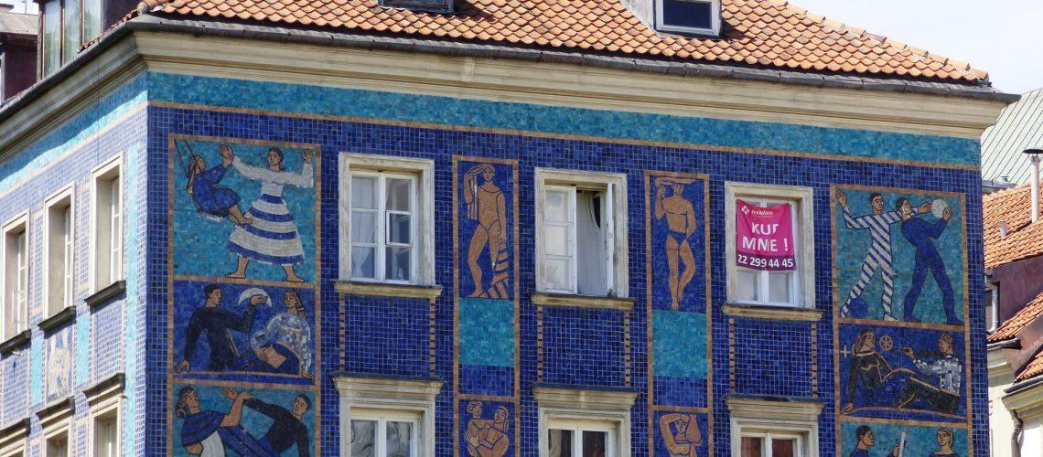 Zabytkowe nieruchomości w Polsce