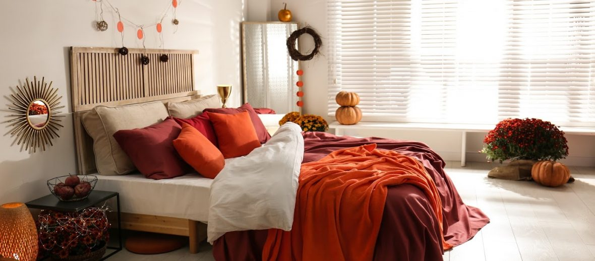 Jak urządzić sypialnię, aby sprzyjała wypoczynkowi?