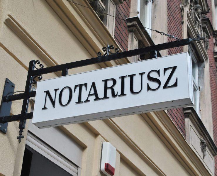 W czym może pomóc ci notariusz?