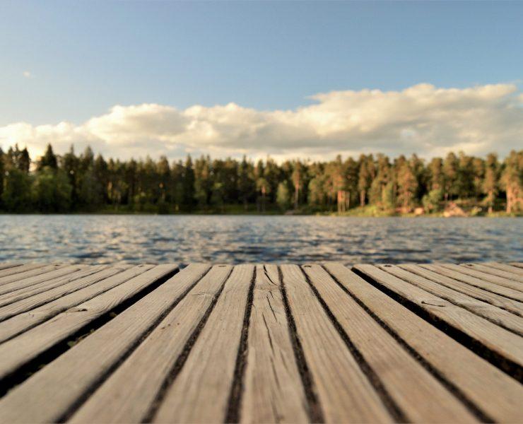 Raport Cenatorium: Działki nad jeziorami